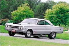 THE Silver Bullet -- the most feared street machine of the 60s
