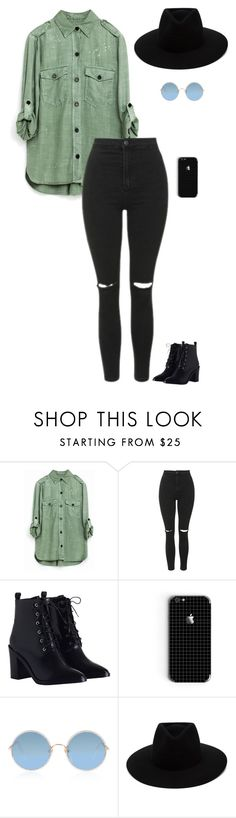 Untitled #212 by sing-into-life on Polyvore featuring Topshop, Zimmermann, rag & bone and Sunday Somewhere