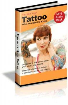 You and Your Tattoo - eBook and Audio
