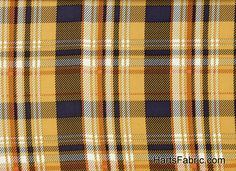 Silk Twill Plaid Fabric Designed by Bebe
