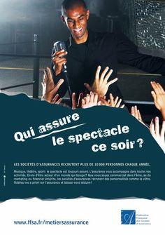 Fédération Française des Sociétés d'Assurance, campagne de communication métier.
