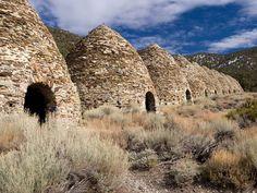 Kilns at Death Valley National Park --