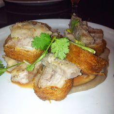 Bambudda's pork belly