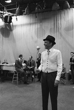 """The Judy Garland Show"" Frank Sinatra"