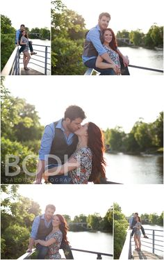 Backlit Couples & Engagement Photos  © Bodh Photography » Guelph Ontario photographer