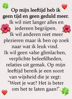 Time Quotes, Words Quotes, Partnership Quotes, Meaningful Quotes, Inspirational Quotes, Dutch Words, Dutch Quotes, True Words, Beautiful Words
