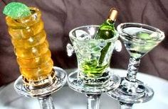 A tiny sample of our swizzle sticks!