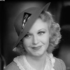 "Ginger Rogers In ""Romance in Manhattan"" If she were alive, we'd be 'neighbors' - her ranch is just a mile or so down the road."