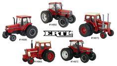 3000toys.com: Just Announced: New Ertl Tractors