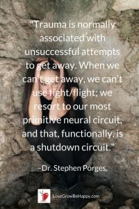 Why You Should Care About Polyvagal Theory Mental And Emotional Health, Emotional Abuse, Mental Health Awareness, Ptsd Quotes, Understanding Depression, Ptsd Recovery, Depersonalization, Trauma Therapy, Feeling Numb