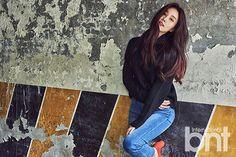 FIESTAR's Linzy Discusses Her Fellow FIESTAR Members in 'International bnt' Pictorial | Koogle TV