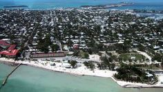 Today I learned; that Key West Florida was covered coast to coast in human bones when it was first discovered.
