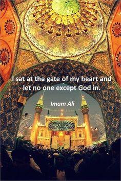 Imam Ali {R.A}