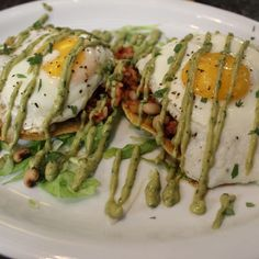 My favorite #brunch meal is Huevos Rancheros This version is from @thealleychas and it is delicious!   #chs #chseats #charleston #charlestoneats #charlestonsc