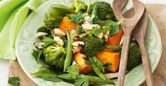 This gluten-free salad is the perfect side to grilled white fish fillets or salmon.