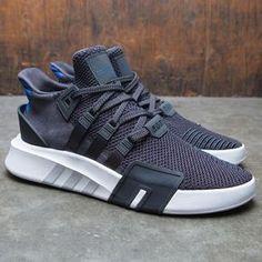 f215d5e24 Adidas Men EQT Basketball ADV black carbon collegiate royal  #men'sathleticshoes
