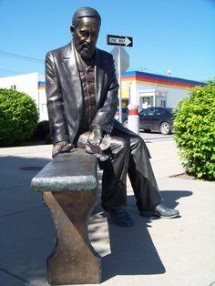 Benjamin Harrison - Twenty-Third President of the United States (1889-1893)  Corner of 4th St. & Main St. Presidents Wives, American Presidents, American History, South Dakota, Benjamin Harrison, Nebraska, Wyoming, Presidential History, Missouri