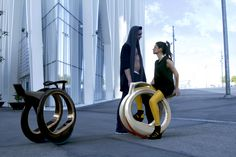 IED Barcelona presents the macrotrends of the future in Fifteen of Fifty Book - News - Frameweb Futuristic Technology, Futuristic Cars, Future Tech, Future Car, Ied Barcelona, Future Transportation, Future Gadgets, Concept Motorcycles, New Inventions