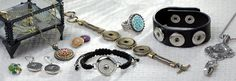 Whatsnappenin Snap Jewelry & Accessories. Your Source for boutique style jewelry at prices anyone can afford