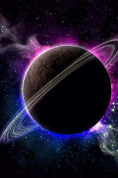 #planeta #saturno