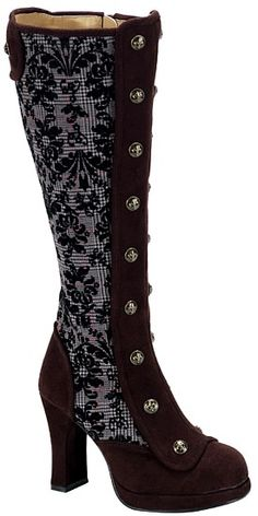 Awesome boots I would like to make a version of!