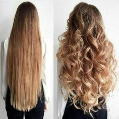 Proof blunt cut hair can look great curled. Proof blunt cut hair can look Beautiful Long Hair, Gorgeous Hair, Wavy Hair, Dyed Hair, Curls Hair, Pretty Hairstyles, Straight Hairstyles, Curled Hairstyles For Prom, Very Long Hair