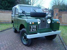 "Land Rover Series 2 88"" SWB 2.25 Petrol Soft Top 1960 | eBay Land Rover Series 3, 1960s Cars, Landing, Dream Cars, 4x4, Land Rovers, Lord, Trucks, Ebay"
