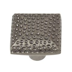 Shop for GlideRite 1.25-inch Aged Pewter Hammered Square Cabinet Knobs (Pack of 10 or 25). Free Shipping on orders over $45 at Overstock.com - Your Online Home Improvement Shop! Get 5% in rewards with Club O!