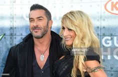 Skip Bedell and Allison Bedell attend Spike TV's Guys Choice 2015 at Sony Pictures Studios on June 6, 2015 in Culver City, California.