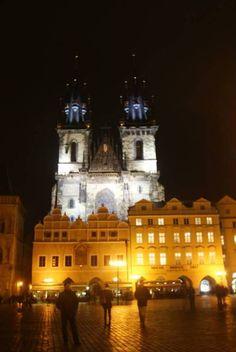 old town square, prague Visit Prague, Prague Castle, Old Town Square, Interesting Buildings, Palace, Mansions, Architecture, House Styles, City