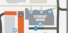 Find another drop off barrel at the Student Union on the Volker campus of the University of Missouri- Kansas City.