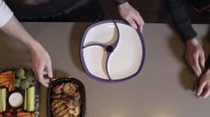 This Smart Plate Tells You How Many Calories You're Eating--And Whether You're Eating Too Fast | Co.Exist | ideas + impact