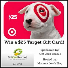 $25 Target Gift Card Giveaway | Miss Frugal Mommy