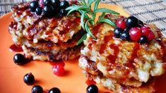 Ryžové placky s chia semienkami (fotorecept) Salmon Burgers, Ale, Pancakes, Breakfast, Ethnic Recipes, Food, Basket, Morning Coffee, Ale Beer