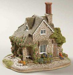 Lilliput Lane Blaise Hamlet Cottage Collection Rose Cottage - Boxed