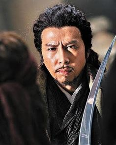 Donnie Yen is boss. In the movie 14 blades fighting with the captain of the pirates of the desert