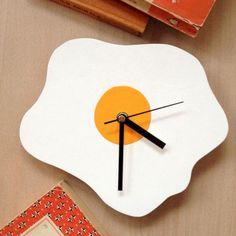 Creative DIY Interior Wall Clock That Look Awesome And Wonderfull – Big Wall Clocks, Clock Art, Diy Clock, Clock Decor, Clock Ideas, Handmade Clocks, Unique Clocks, Cool Clocks, Metal Clock