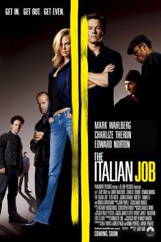 some things never get old!!! The Italian Job