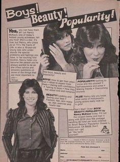 Nancy Mckeon Now, 80s Tv, Online Photo Gallery, Young Ones, Tv Actors, Blonde Hair, Weird, Facts, Actresses