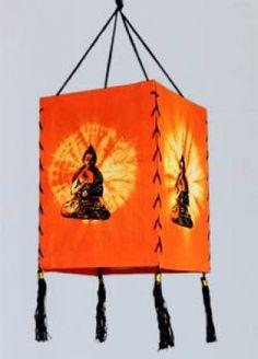 Lanterns from Nepal - SELO Galerie Naturund Kultur.