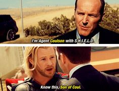 "Thor | ""Know this, Son of Coul."""