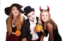 Halloween Ideas for Teens   Stretcher.com - Fun ideas for when your kids are too old to trick-or-treat