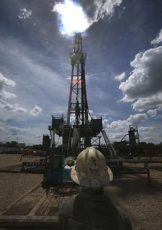 Marcellus Shale drilling becomes more efficient   GreeleyTribune com