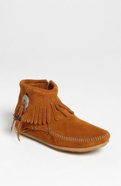 Minnetonka 'Concho Feather' Moccasin available at Nordstrom