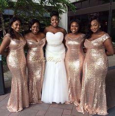My Bridesmaids dresses!