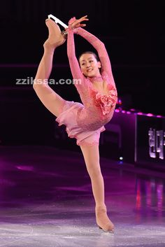 Mao Asada - Masquerade (Medalist on Ice) :: 피겨스케이팅+아이스하키+레고+…