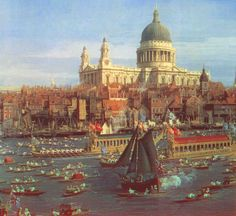 Ye Olde London, Father Thames