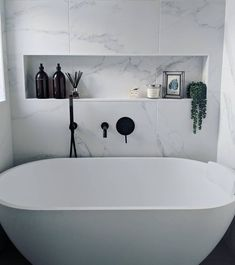Bathroom Shelf Decor Built Ins Master Bath New Ideas Family Bathroom, Modern Bathroom, Small Bathroom, Master Bathroom, Bad Inspiration, Bathroom Inspiration, Bathroom Renos, Bathroom Ideas, Bathroom Inspo