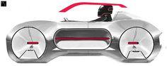 Citroen G Concept on Behance