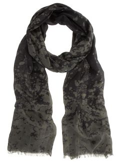 Eddie Print Scarf, £35 High Street Shops, Stuff To Buy, Fashion Trends, Shopping, Clothes, Outfits, Clothing, Kleding, Outfit Posts